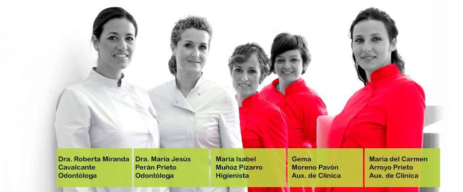 Odontólogas-Dentistas-Higienistas-Auxiliares-de-Clínica-Perán-Córdoba